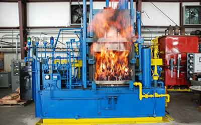 National Heat Treat - Carburizing - Integral Oil Quench